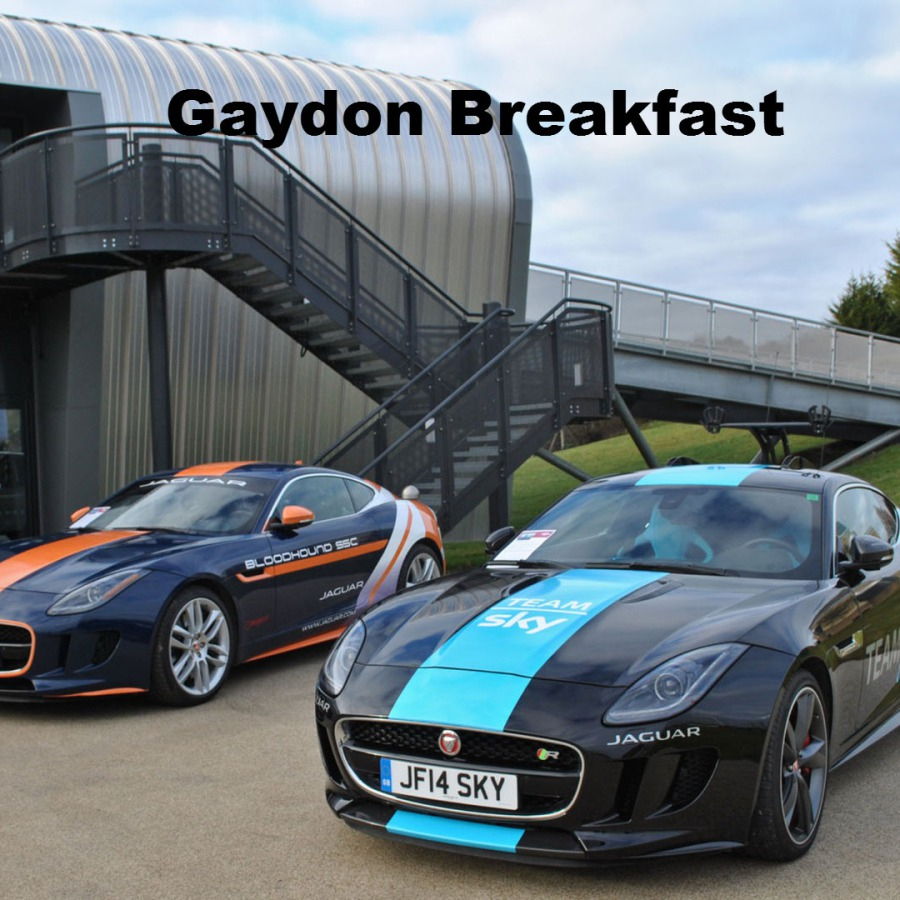 Gaydon Jaguar Breakfast Meet - 3/12/16
