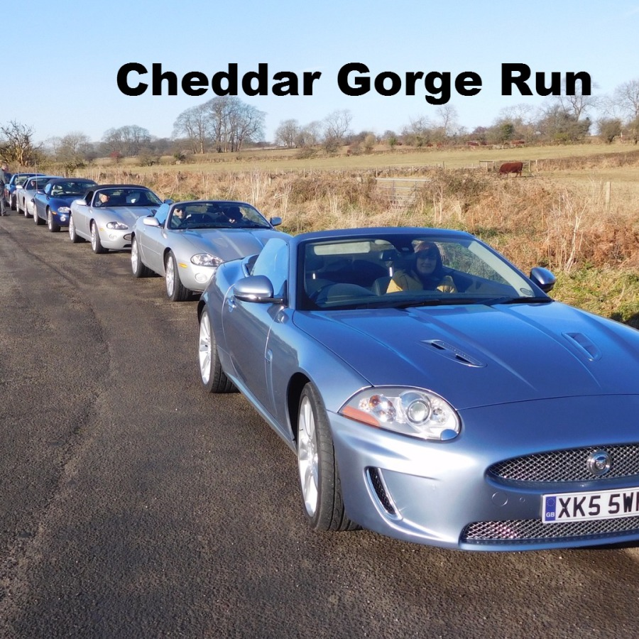 Cheddar Gorge Run - 4/12/16