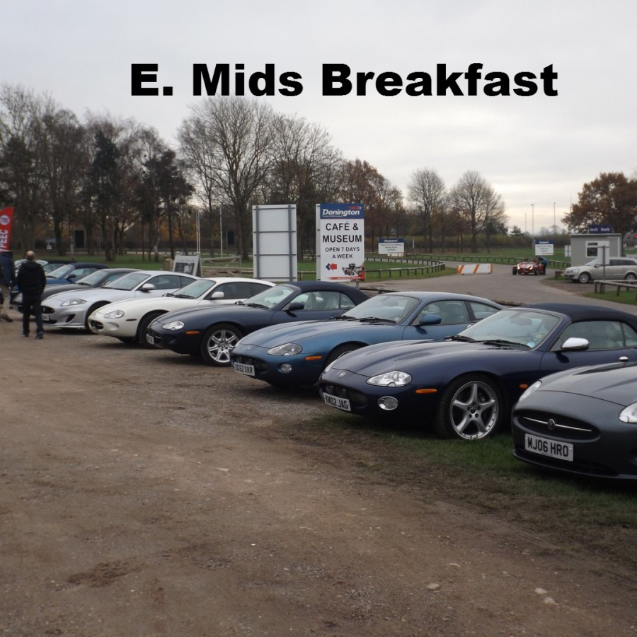 East Midlands Breakfast Meet - 26/11/16