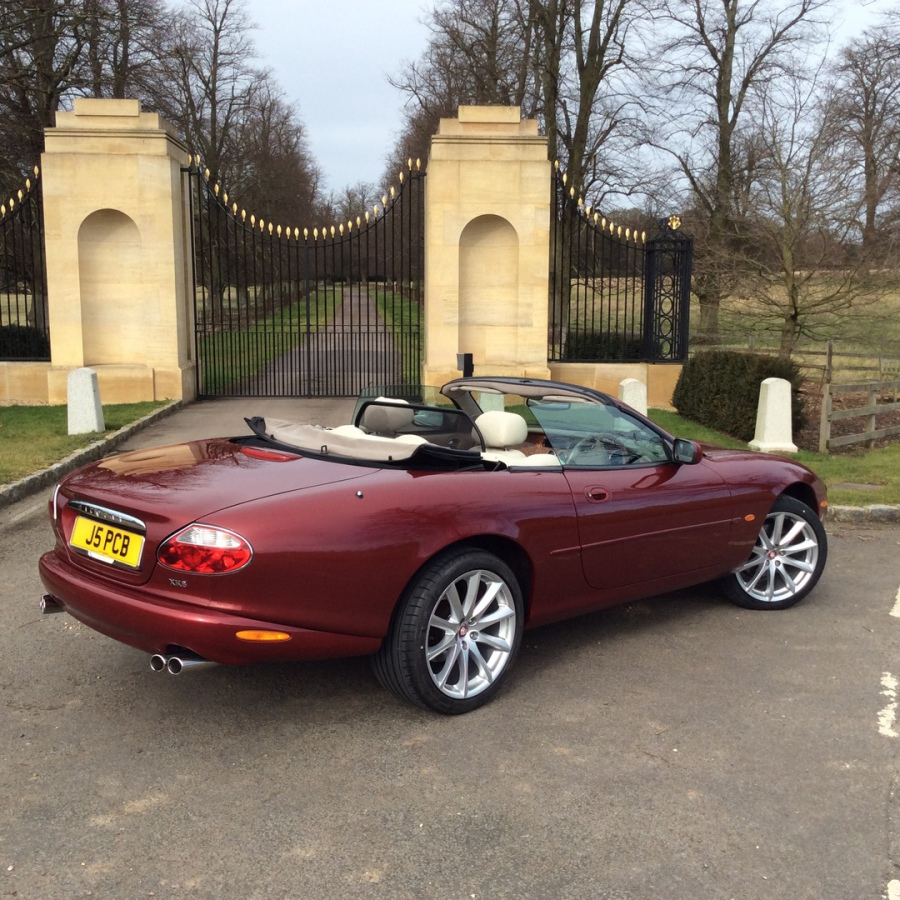 XK8/XKR ENTHUSIASTS CLUB (XKEC) - CLASSIFIEDS